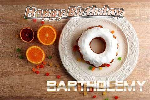 Bartholemy Cakes