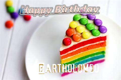 Bartholomeo Birthday Celebration