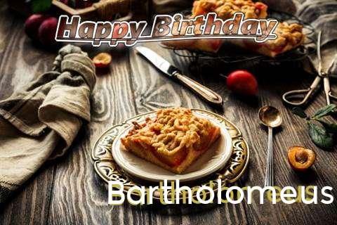 Bartholomeus Cakes