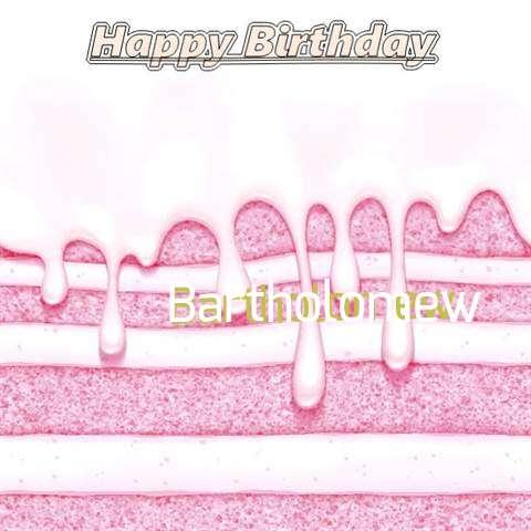 Wish Bartholomew