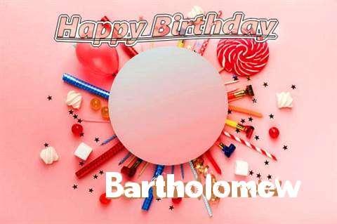 Bartholomew Cakes