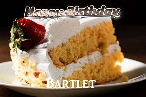 Happy Birthday Bartlet