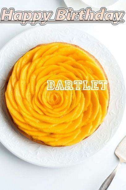 Birthday Images for Bartlet