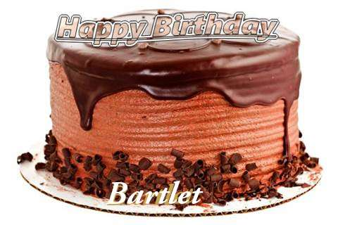 Happy Birthday Wishes for Bartlet