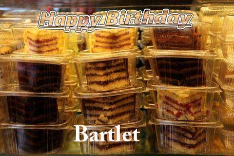 Happy Birthday to You Bartlet