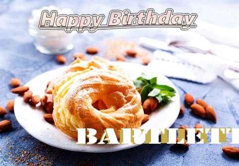 Bartlett Cakes
