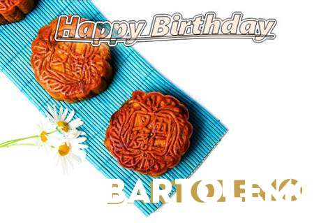 Birthday Wishes with Images of Bartolemo