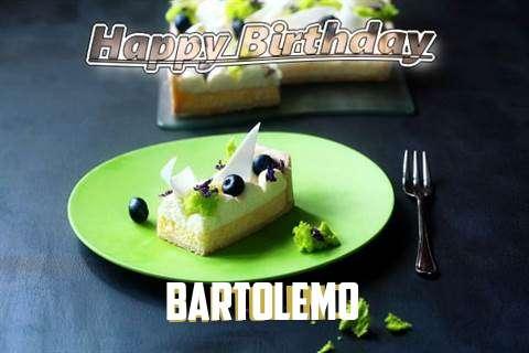 Bartolemo Birthday Celebration