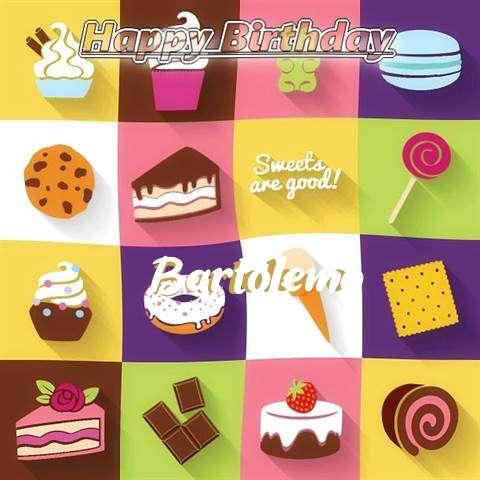 Happy Birthday Wishes for Bartolemo
