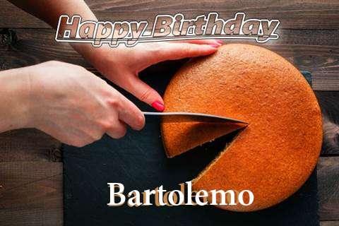 Happy Birthday to You Bartolemo