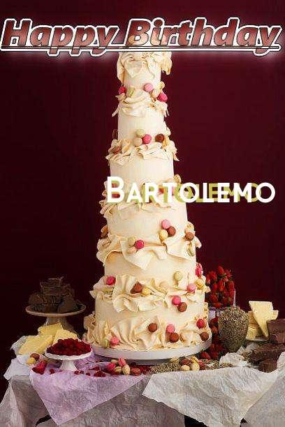 Bartolemo Cakes