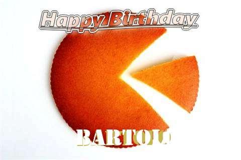 Bartolo Birthday Celebration