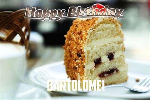 Happy Birthday Wishes for Bartolomei