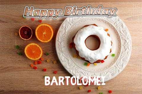 Bartolomei Cakes