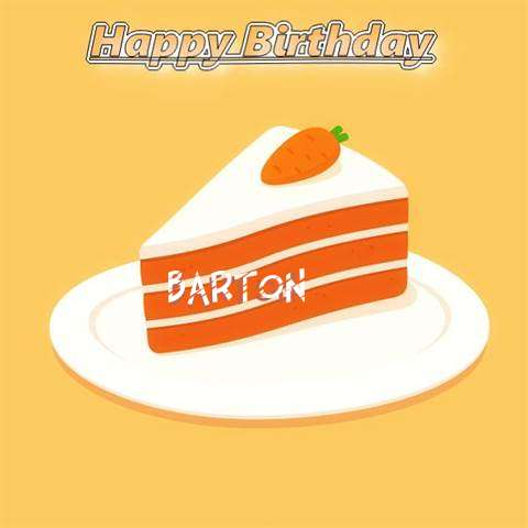 Birthday Images for Barton