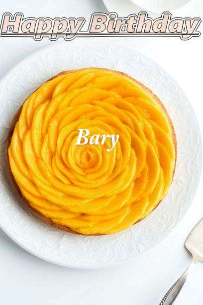 Birthday Images for Bary