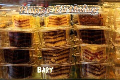 Happy Birthday to You Bary