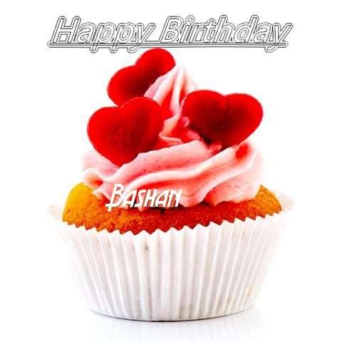 Happy Birthday Bashan