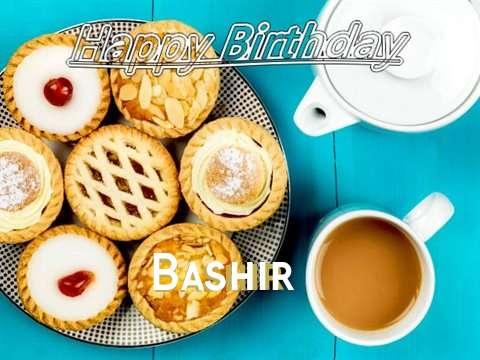 Happy Birthday Bashir