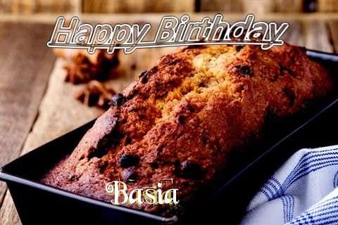 Happy Birthday Wishes for Basia
