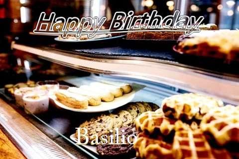 Birthday Images for Basilio
