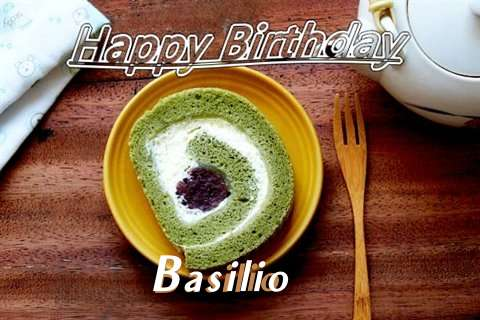Basilio Birthday Celebration