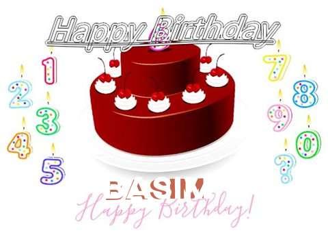 Happy Birthday to You Basim