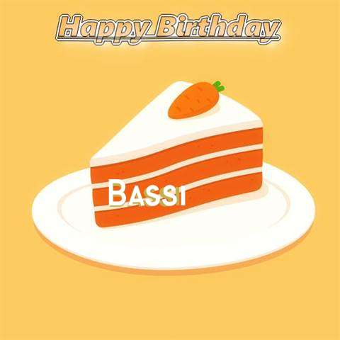 Birthday Images for Bassi