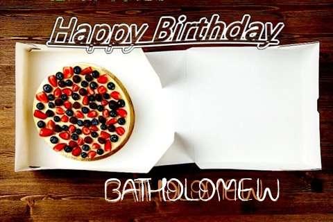 Happy Birthday Batholomew
