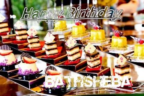 Birthday Images for Bathsheba