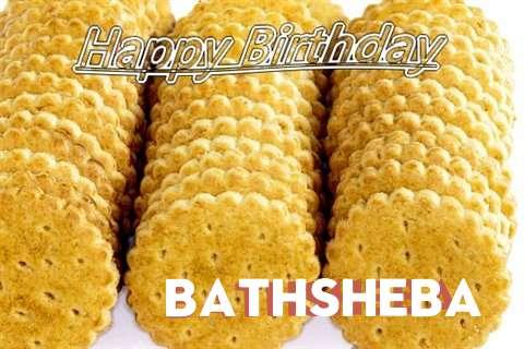 Bathsheba Cakes