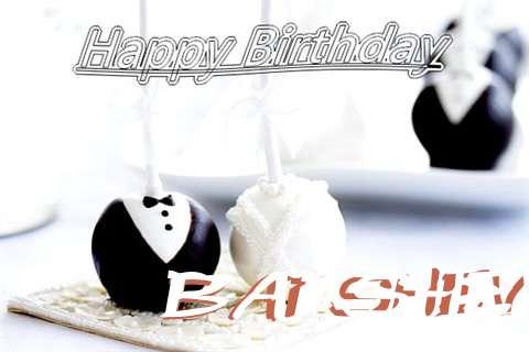 Happy Birthday Batsheva