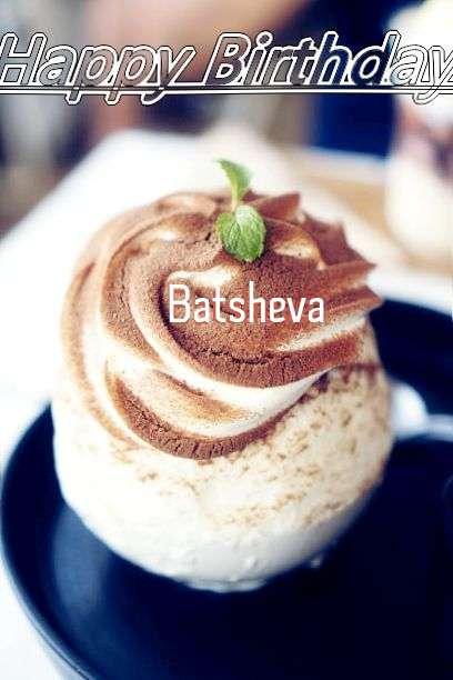 Birthday Wishes with Images of Batsheva