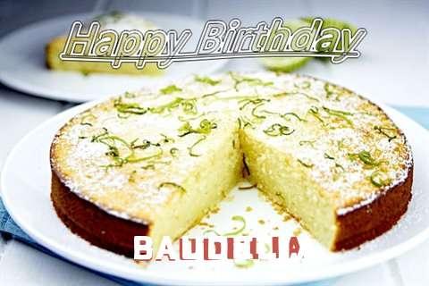 Happy Birthday Baudelia