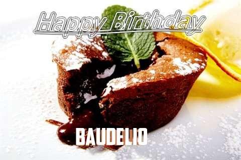 Happy Birthday Wishes for Baudelio