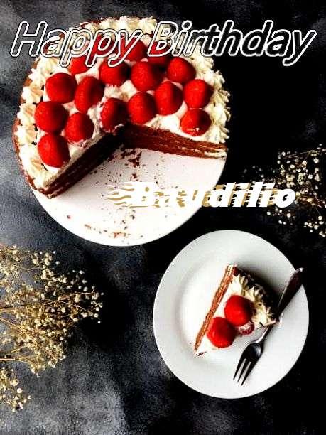 Happy Birthday to You Baudilio