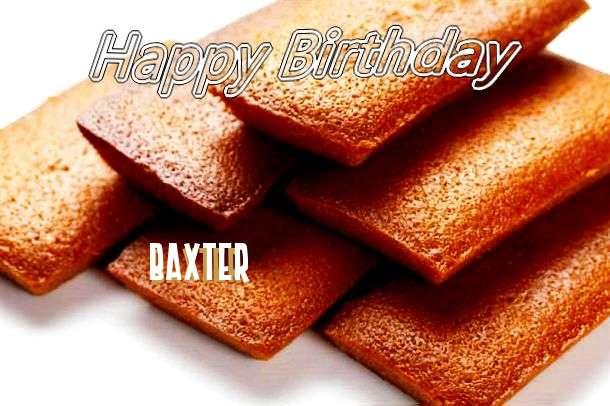 Happy Birthday to You Baxter