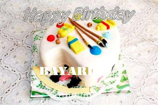 Happy Birthday Bayard