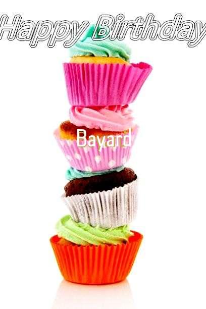 Happy Birthday to You Bayard