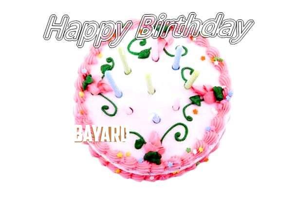 Happy Birthday Cake for Bayard