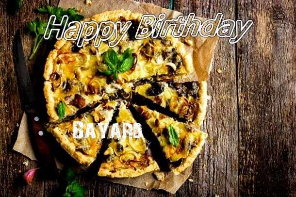 Bayard Cakes