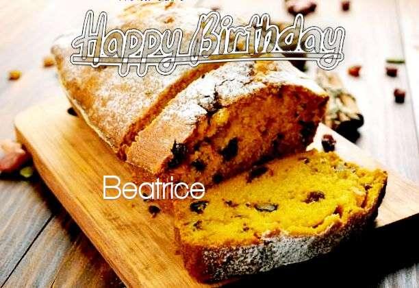 Beatrice Birthday Celebration