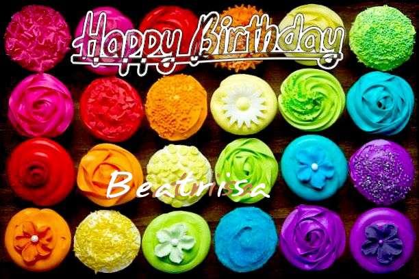 Happy Birthday to You Beatrisa