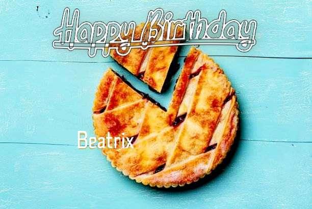 Birthday Images for Beatrix