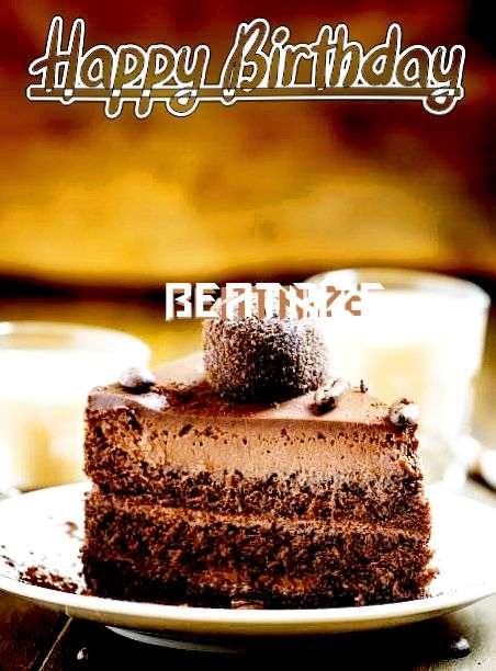 Happy Birthday Beatrize