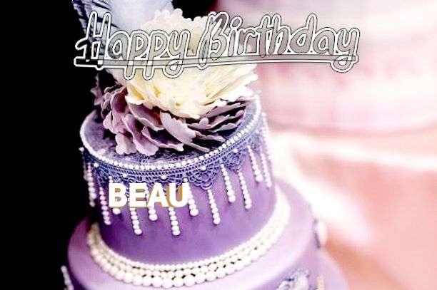Happy Birthday Beau
