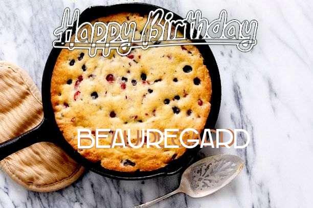 Happy Birthday to You Beauregard