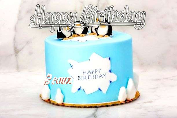 Happy Birthday Beaux