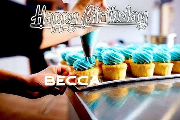 Becca Cakes
