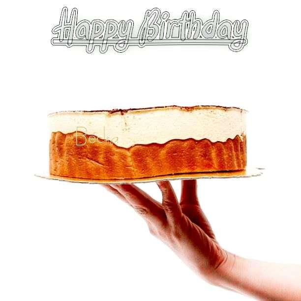 Becka Birthday Celebration